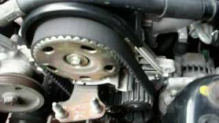 getlinkyoutube.com-How to: Replace a timing belt and water pump - part 2