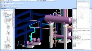 getlinkyoutube.com-PDMS - PIPING THE PUMP SUCTION LINE