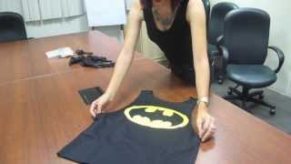 getlinkyoutube.com-Dicas para customizar camisas