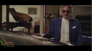 getlinkyoutube.com-Andrea Bocelli - Cinema (Album Trailer Part 1)