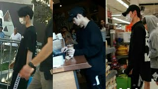 [FANCAM] 180323 Wanna One spotted in Chile today