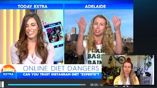 getlinkyoutube.com-I debate with Dietitian on LIVE TV this morning - My reaction
