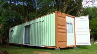getlinkyoutube.com-DELTA CONTAINERS [Casas Modulares em Containers]