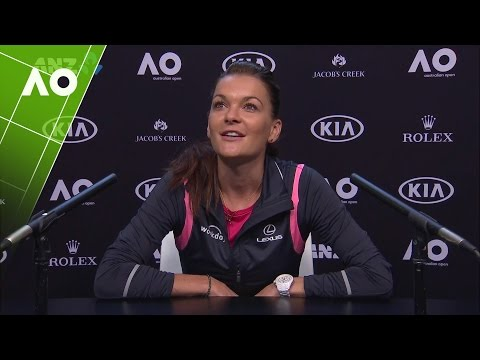 Agnieszka Radwanska Pre-Tournament Press Conference  | Australian Open 2017