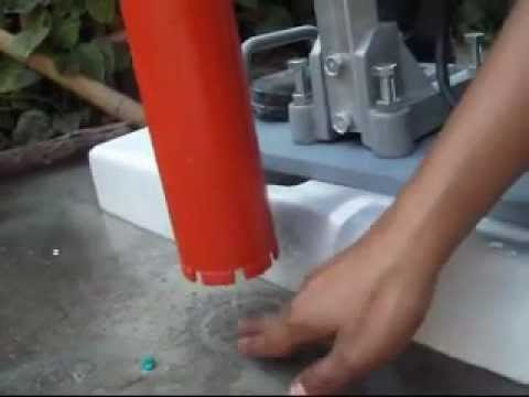 Eversor Core Drilling.wmv