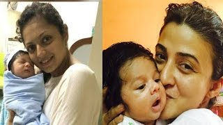 Suhasi Dhami Becomes A Mother