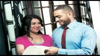 getlinkyoutube.com-Tamer Hosny - Bent Lazeena / بنت لذينة - تامر حسني