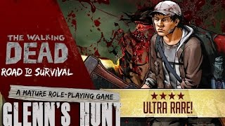 getlinkyoutube.com-The Walking Dead: Road to Survival - Glenn's Hunt- iOS / Android - Gameplay Video