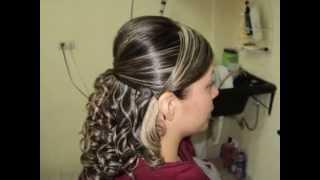 getlinkyoutube.com-Peinado de Novia