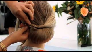 Get Ready for the Races:  The Chignon