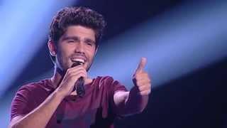 "getlinkyoutube.com-Ricardo Mestre - ""I will always love you"" | Provas Cegas | The Voice Portugal | Season 3"