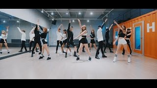 getlinkyoutube.com-[Dance Practice] Y틴 (몬스타엑스 X 우주소녀) _ Do Better