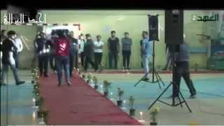 getlinkyoutube.com-موثرجدا مراسيم تشيع العريس علي رشم .. جانب من مهرجان عريس جرف الصخر HD 2015