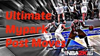getlinkyoutube.com-NBA 2K16 Ultimate Post Moves