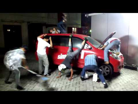 Harlem Shake TIM AUDIT  Tsel 3