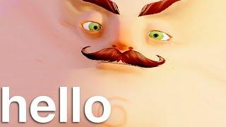 getlinkyoutube.com-Hacking Hello Neighbor Theories