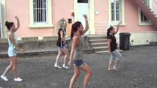 Flashmob : Happy chorégraphie