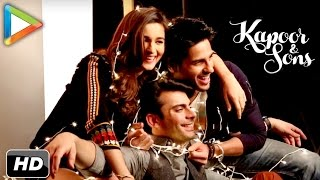 Kapoor And Sons Official Trailer Launch | Sidharth Malhotra, Alia Bhatt , Fawad Khan
