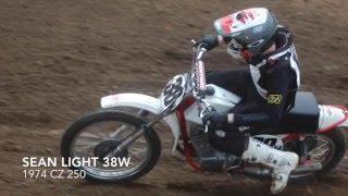 getlinkyoutube.com-Woodland Vintage Motocross 250 vintage expert (2-13-16)