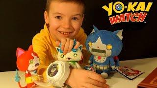 getlinkyoutube.com-Yo-Kai Watch - Игрушки из Мультика - Видео для Детей на русском - Время Йо Кай