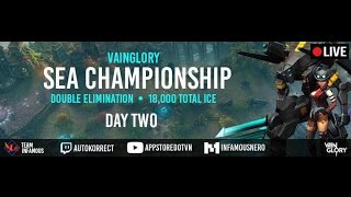 getlinkyoutube.com-[Vainglory Sea Championship] Sea Championship Round 2 | Day 2 | Caster : Junky
