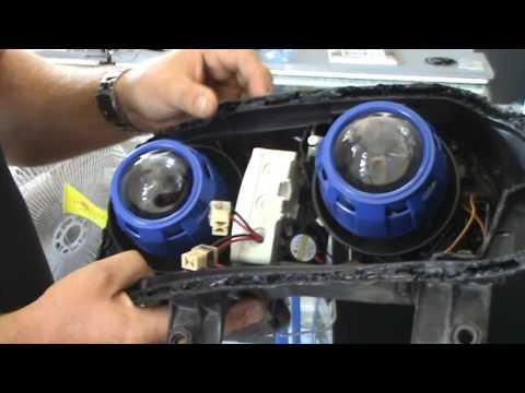 Фары головного света на заказ для Volkswagen Caddy