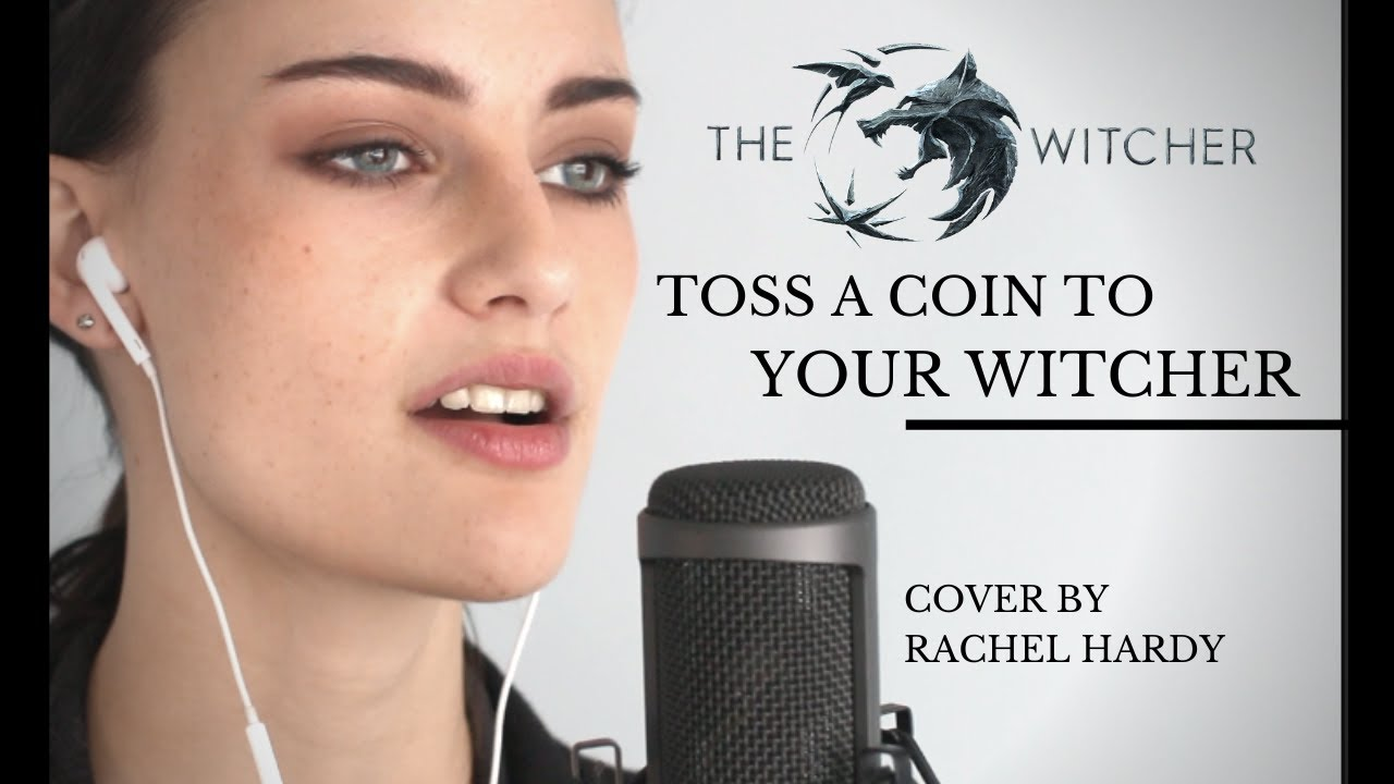 Rachel Hardy Toss A Coin To Your Witcher (Süper Cover) kapak fotoğrafı