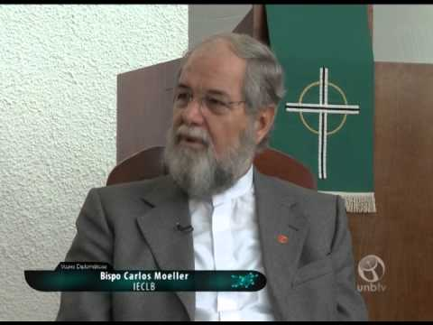 Vozes Diplomáticas: Igreja Luterana no Brasil - Bispo Carlos Moeller - Bloco 1 de 3