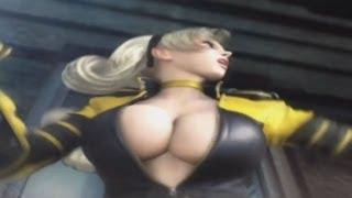 getlinkyoutube.com-King of Fighters Maximum Impact 2 Intro Movie + Mai Shiranui & Kula Diamond Gameplay [HD]