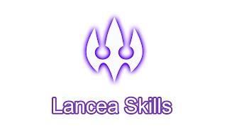 getlinkyoutube.com-Dragon Nest Lancea Skills | Lencea Skills