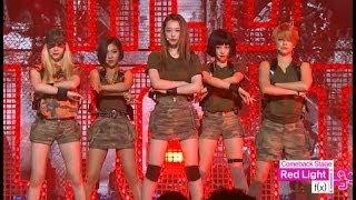 getlinkyoutube.com-【TVPP】f(x) - Red Light, 에프엑스 - 레드 라이트 @ Comeback Stage, Show! Music Core Live