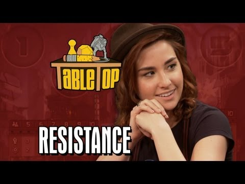 The Resistance: Felicia Day, Allison Scagliotti, Ashley Clem