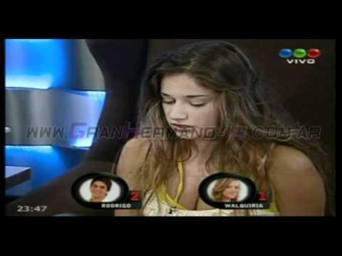 El resumen de la décima gala de nominados - Gran Hermano 2012 Argentina