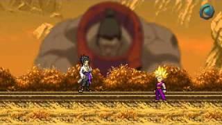 Anime Battle (part 2) Dragon Ball Z & Naruto