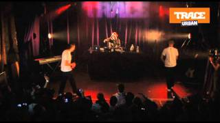Aketo et Tunisiano de Sniper se clashent en mode Rap Contenders