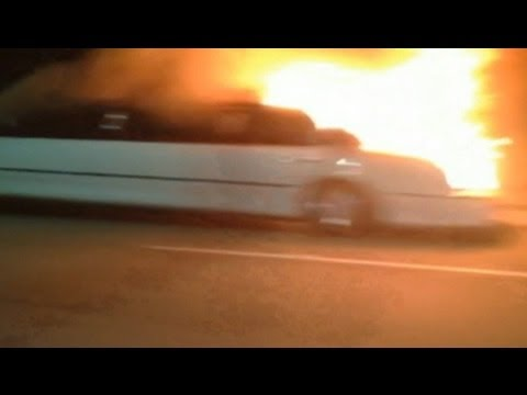 Bride Killed in Limo Fire: San Francisco Fire Kills Bride, 4 Others on Area Bridge