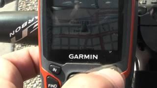 getlinkyoutube.com-How to follow a GPS track (on a Garmin GPSmap 62s)