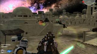 getlinkyoutube.com-Star Wars Battlefront 2: Best Mods and Maps