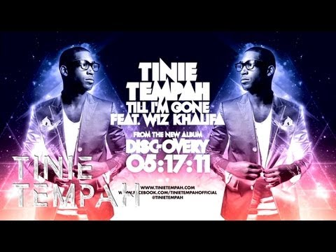 Tinie Tempah -- &quot;Till I'm Gone&quot; feat. Wiz Khalifa
