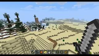 """getlinkyoutube.com-Minecraft Pro - LA SEMILLA MÁS RARA!!! """"1million"""" - Episodio 3"""