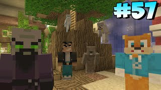 Minecraft Xbox Lets Play - Survival Madness Adventures - NightMare [57]