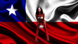 getlinkyoutube.com-SEXY SOCCER GIRL BODY PAINTING FOR WORLD CUP 2014 THE FINAL 16