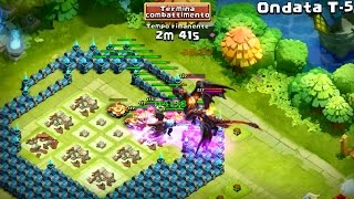 getlinkyoutube.com-ONDATA T, VICINISSIMO! - Castle Clash ITA