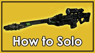 """getlinkyoutube.com-Destiny Taken King: How to Solo """"Lost to Light"""" Daily Heroic for Black Spindle"""
