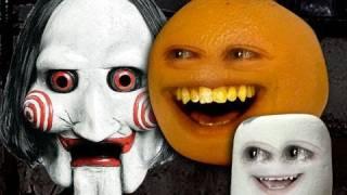 getlinkyoutube.com-Annoying Orange - Saw 2: Annoying Death Trap