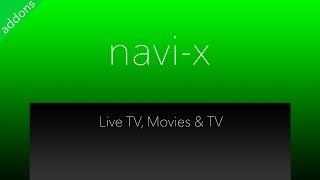 getlinkyoutube.com-Install Navi X Addon