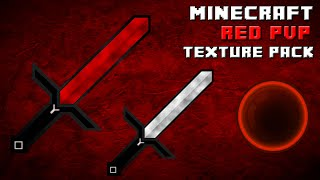 getlinkyoutube.com-Minecraft Red PvP Texture Pack {Low Fire, Cool Swords}