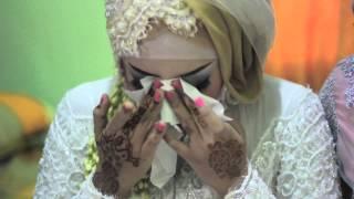 getlinkyoutube.com-Ayu & Abib Weddingclip Islamic Wedding Style (Wednesday 22-10-2014)