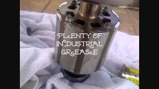 getlinkyoutube.com-Windy Nation 750 Permanent Magnet Alternator PMA