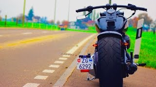 getlinkyoutube.com-Harley Davidson FXSB Softail Breakout Ride Out Photos 2014/2015